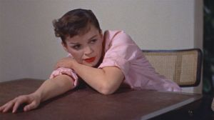 Judy Garland in A Star is Born 1954