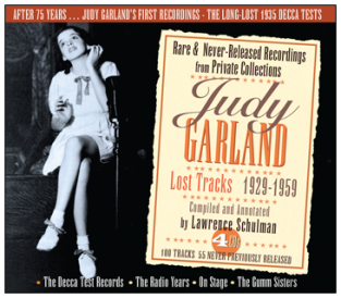 Judy Garland Lost Tracks