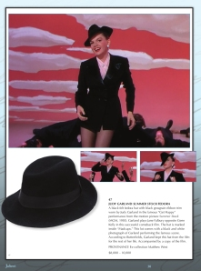 "Judy Garland's ""Get Happy"" Fedora"