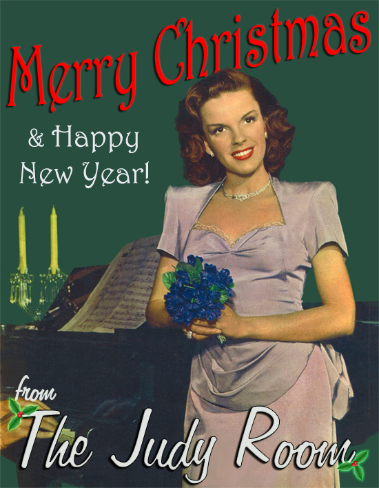 Image result for happy new year judy garland
