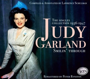 JSP Records Judy Garland Complete Decca Singles Set