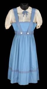Judy Garland's test Dorothy Dress from The Wizard of Oz