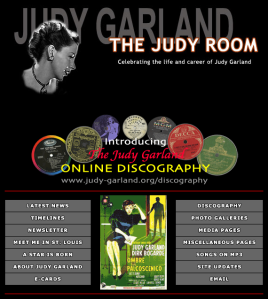 October 2005 Judy Room Homepage