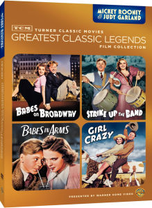Mickey & Judy Musicals - Greatest Classic Legends