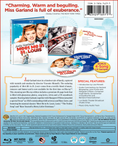 Meet Me In St. Louis Blu-ray