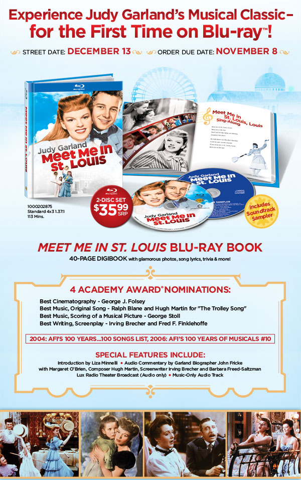 meet me in st louis blu ray review