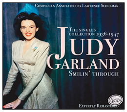 Judy Garland - Smilin' Through - The Singles Collection