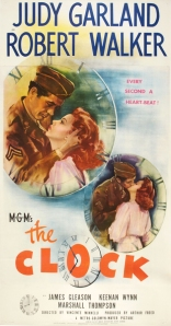 1945 The Clock Three Sheet