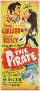 The Pirate - 1948 Australian Poster