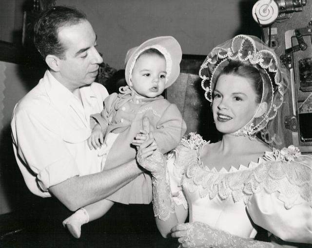 Vincente Minnelli, Liza Minnelli, Judy Garland