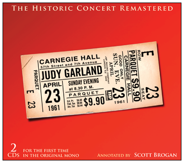 JSP Records' Judy at Carnegie Hall