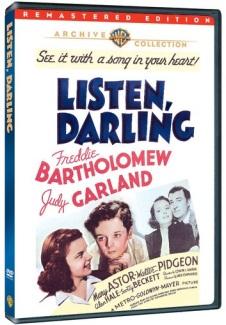 "Judy Garland in ""Listen Darling"""