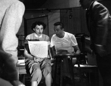 Judy Garland in A Star Is Born