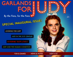 Garlands for Judy