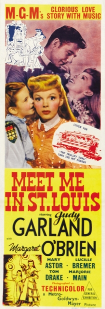 Meet Me in St. Louis Australian Daybill - 1944