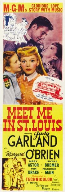 Meet Me in St. Louis Australian Daybill - 1944