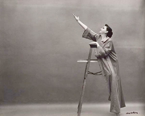 Judy Garland by Richard Avedon - 1951