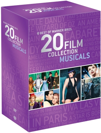 20 Films Collection Musicals