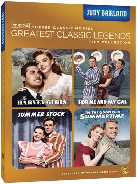 Turner Classic Movies Greatest Glassic Films: Legends - Judy Garland