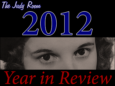 The Judy Room's 2012 Year in Review