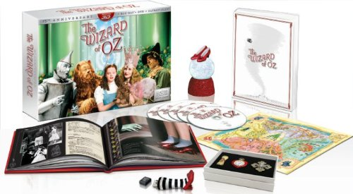 Wizard of Oz Blu-ray Boxed Set