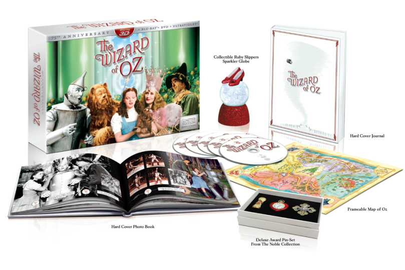 The Wizard of Oz boxed set