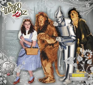 The Wizard of Oz 2014 Calendar