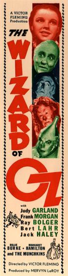 The Wizard of Oz - 75th Anniversary Companion Book - Bookmark