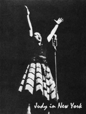 Judy in New York logo