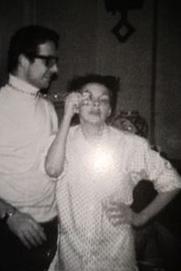 John Meyer and Judy Garland