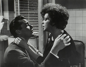 "Judy Garland & Dirk Bogarde in ""I Could Go On Singing"""