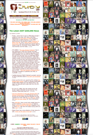 The Judy List 1999
