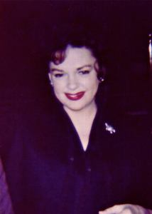 Candid shot of Judy Garland
