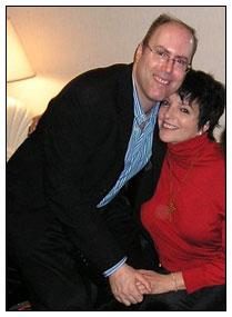 Scott Schechter & Liza Minnelli