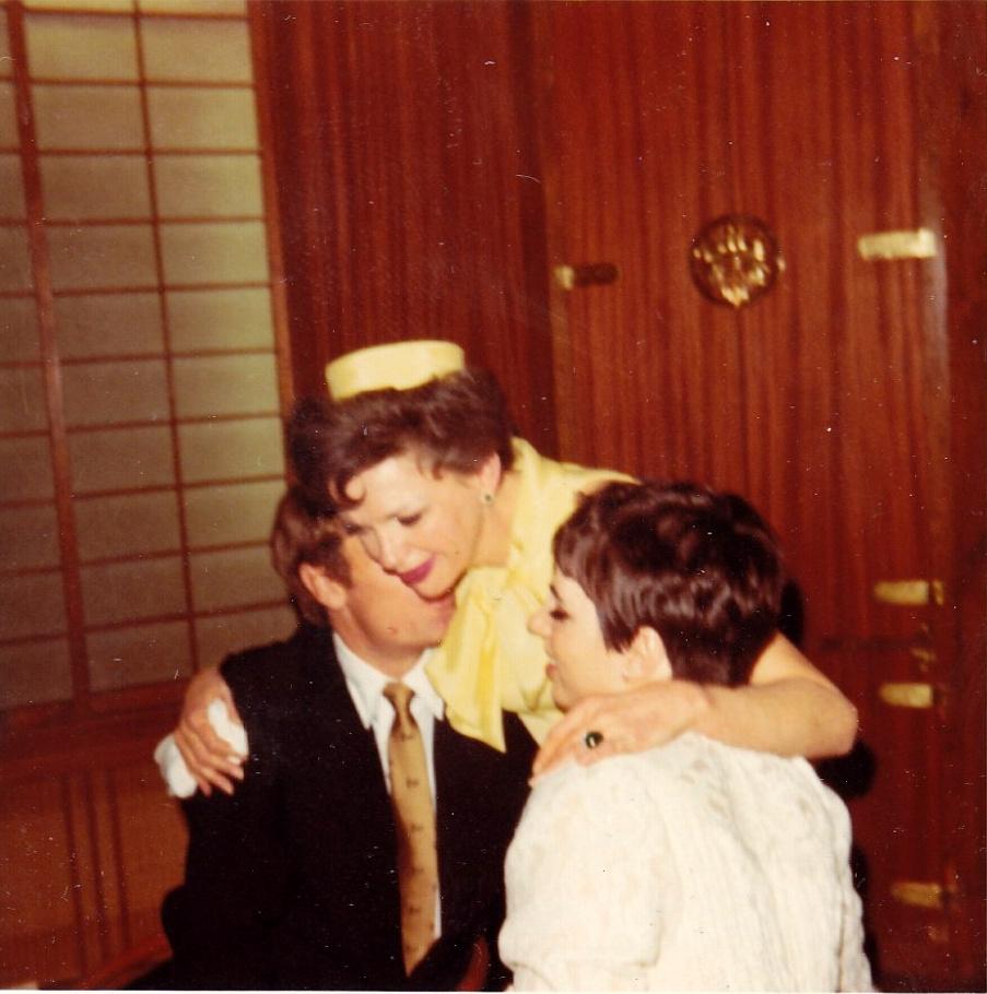 Judy Garland At The Wedding Of Liza Minnelli Peter Allen