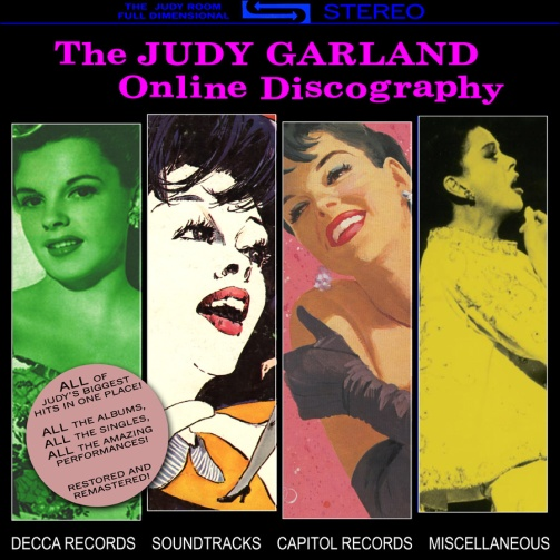 The Judy Garland Online Discography