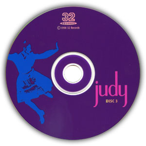 """Judy - The Box"" Disc 3"