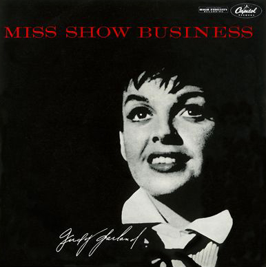 Judy Garland - Miss Show Business - Capitol Records