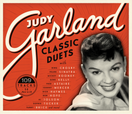 Judy Garland - Classic Duets - from JSP Records