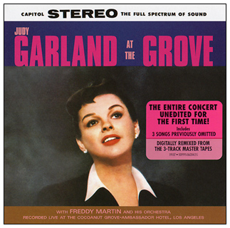 Judy Garland at the Grove
