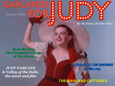"""Garlands for Judy"" Summer 2016"
