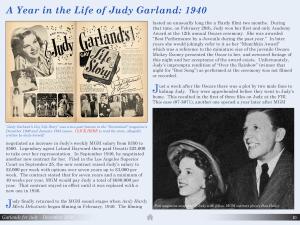 """Garlands for Judy"" December 2016 Issue"