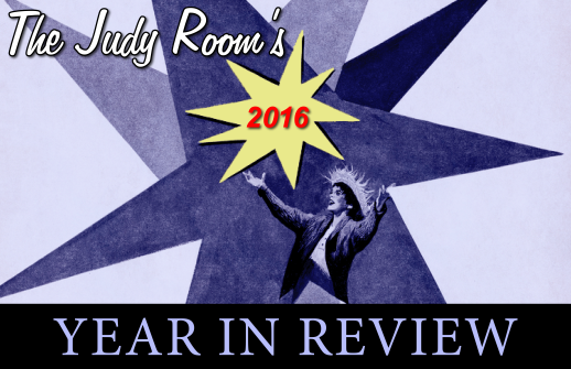 The Judy Room's 2016 Year in Review