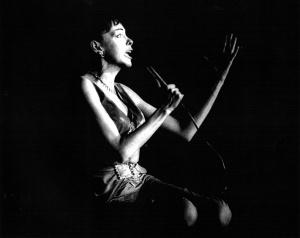 Judy Garland in Copenhagen 1969