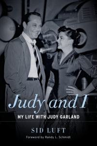 """Judy and I"" book cover"