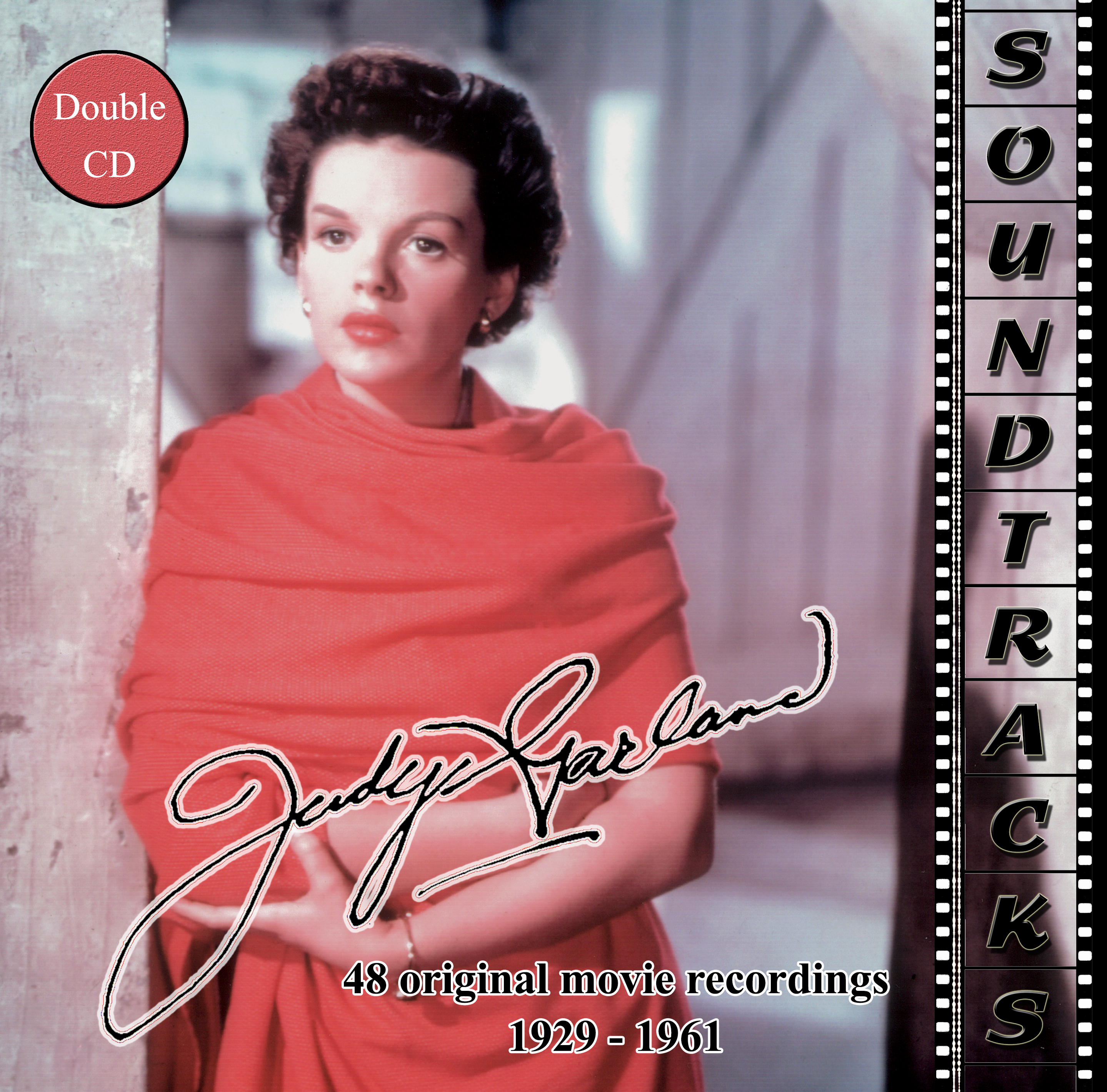 "Available Now! ""Judy Garland – Soundtracks"" – New CD Set – Judy ..."