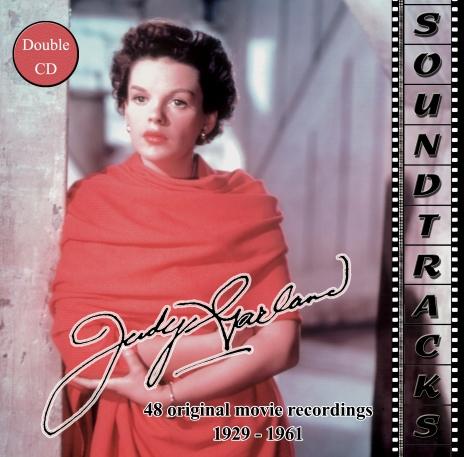 Judy Garland - Soundtracks CD Set