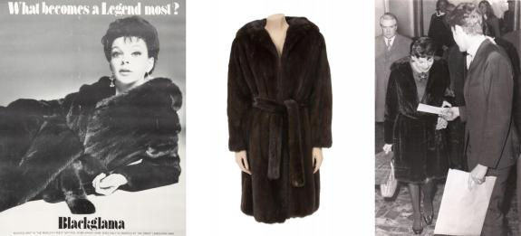 Judy Garland Blackglama