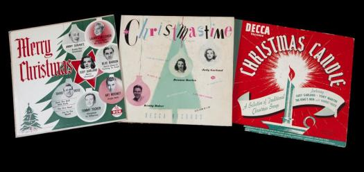 Judy Garland Christmas Records