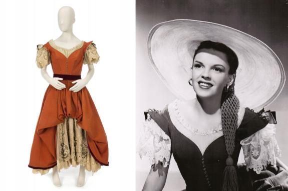 The Pirate Judy Garland
